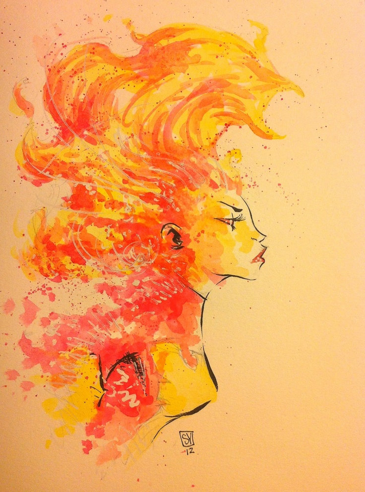 Phoenix by Skottie Young