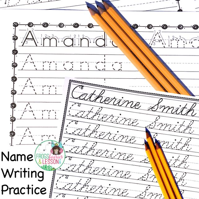 best 25 name writing practice ideas on pinterest kids learning activities name writing. Black Bedroom Furniture Sets. Home Design Ideas