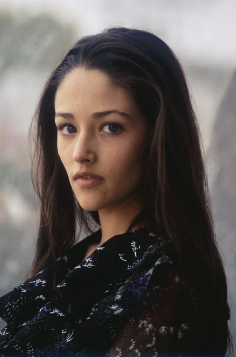 "Olivia Hussey...the ""original"" Juliette of Romeo and Juliette and the Virgin Mary from Jesus of Nazareth !"