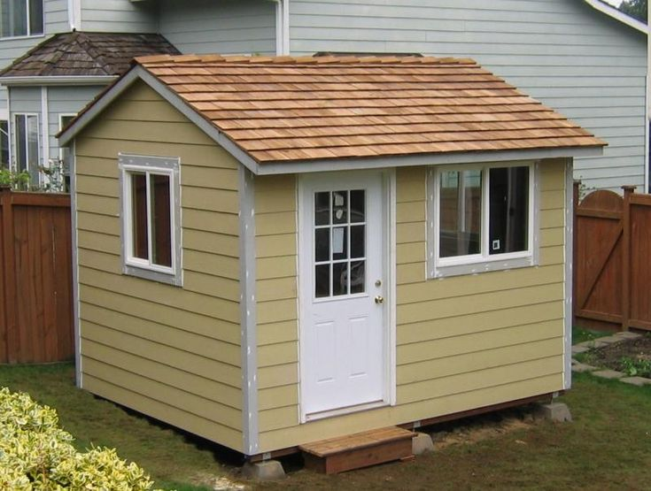 Best 25 pre built sheds ideas on pinterest shed into for Pre built sheds