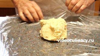 Песочное тесто на раз-два-три от видеокулинария.рф