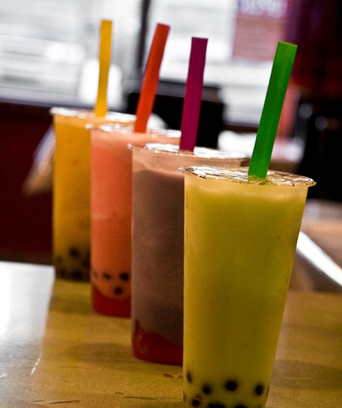how to make thai milk bubble tea
