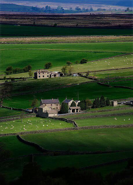 Yorkshire, England...I love the yorkshire accent!!!