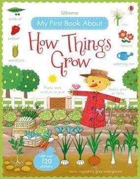 Tuinieren is een trend dat zag je ook terug op de kinderboekenbeurs