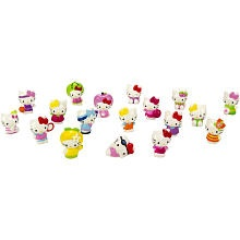 Squinkies Hello Kitty 18-Piece Bubble Pack - Series 2