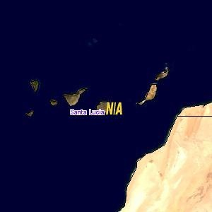 Lanzarote Weather (Homepage)