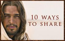 Son of God Movie. Starts Feb 28th. 10 Ways To Share The Film  www.Gods411.org