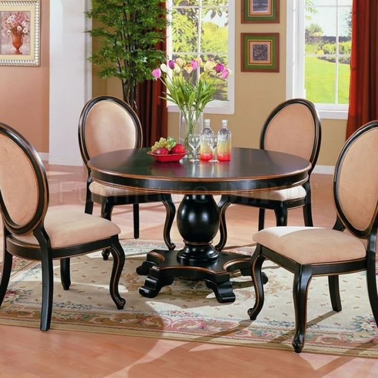 17 best ideas about round kitchen table sets on pinterest for Kitchen dining sets on sale