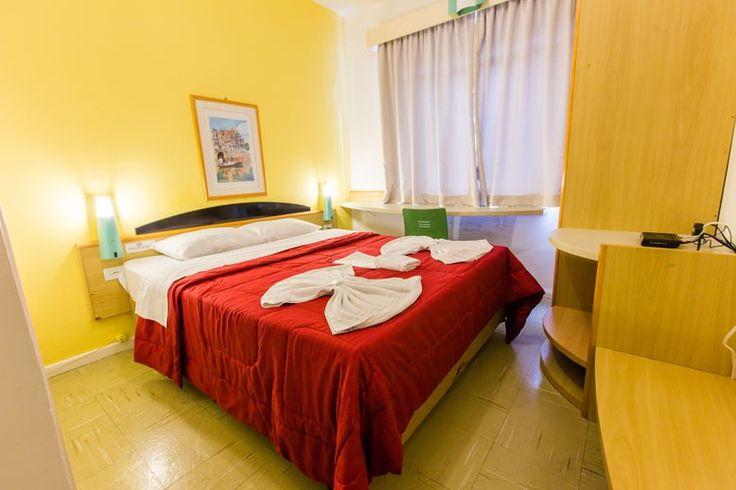 Apartamento Casal - Blumenau Hotel de Curitiba/PR Brasil