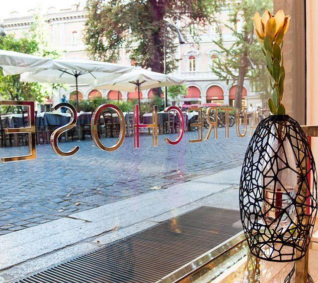 LAutre Chose Piazza Minghetti 3 Stanno Arrivando I Vasi Stampati