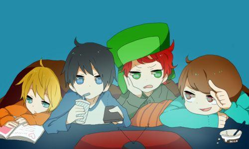 South Park ~~ Too Cute.