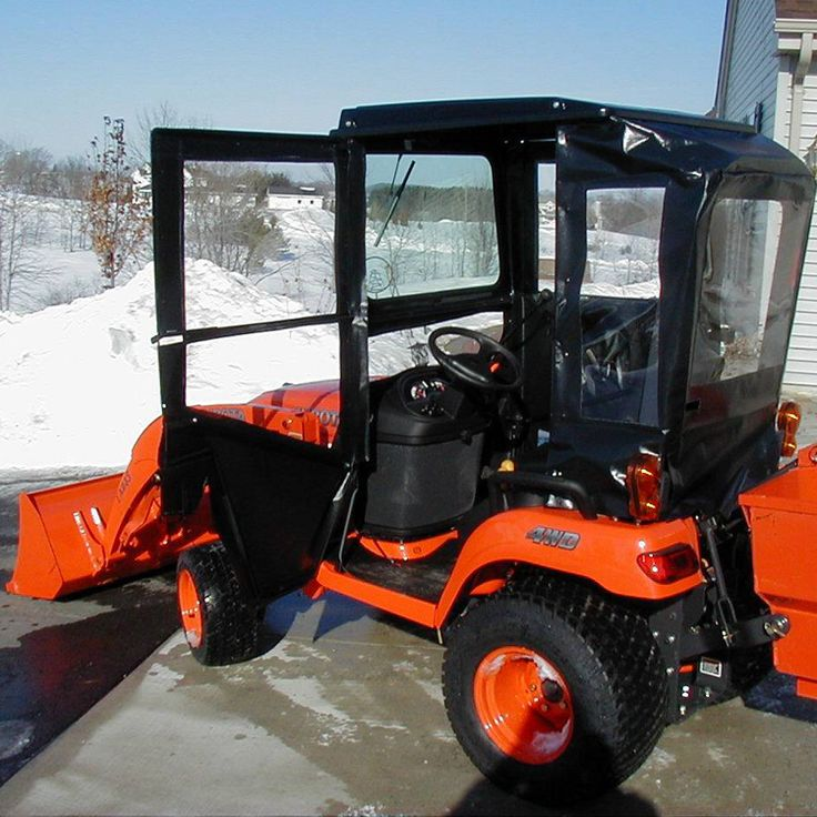 Kubota Bx2360 Accessories : Best kubota tractor accessories attachments images on