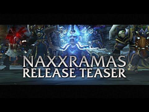 Naxxramas Trailer 2017 - Release Teaser #worldofwarcraft #blizzard #Hearthstone #wow #Warcraft #BlizzardCS #gaming