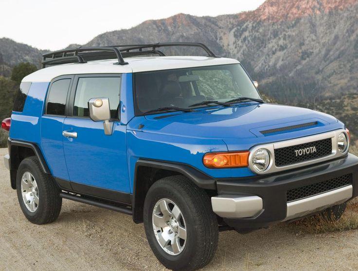 Toyota FJ Cruiser spec - http://autotras.com