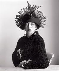 Isabella Blow - you look at the hat and just wonder - how?