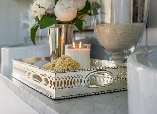 Best 25 Silver Bathroom Ideas On Pinterest Luxurious Bathrooms Elegant Glam Powder Room