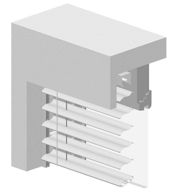 Raffstore - Heiss Fensterbau