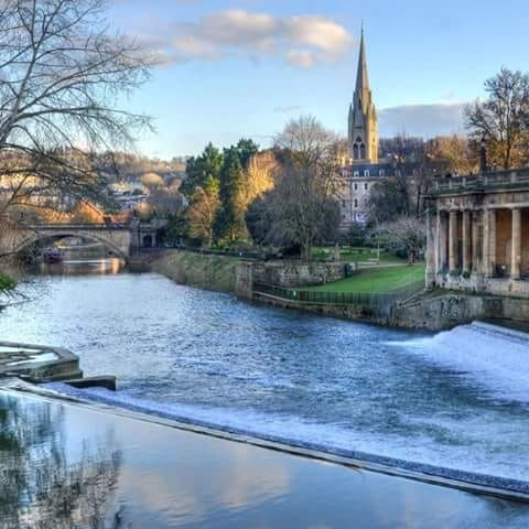 Avon river bath