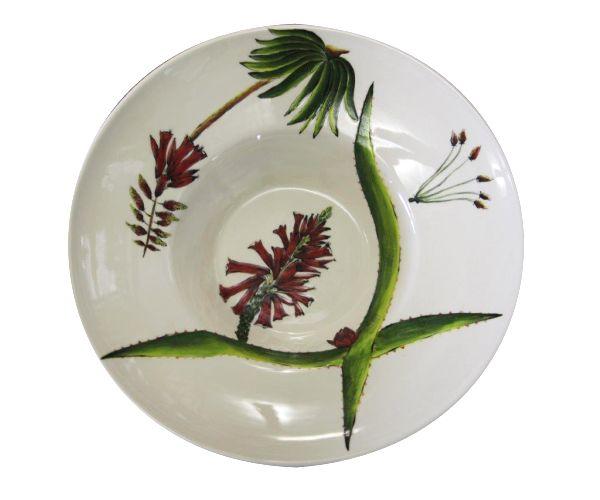 Aloe Kay Bowl. #colorful #ceramic #aloe #art