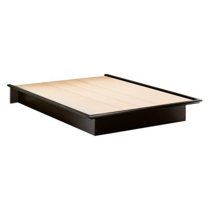 simply basics platform bed black 13909 simple affordable perfect choice for our new cheap bed framescheap - Bed Frames Cheap