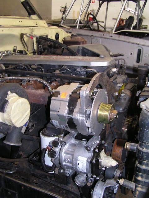 a/c bracket | Chevy suburban, Diesel brothers, Cummins