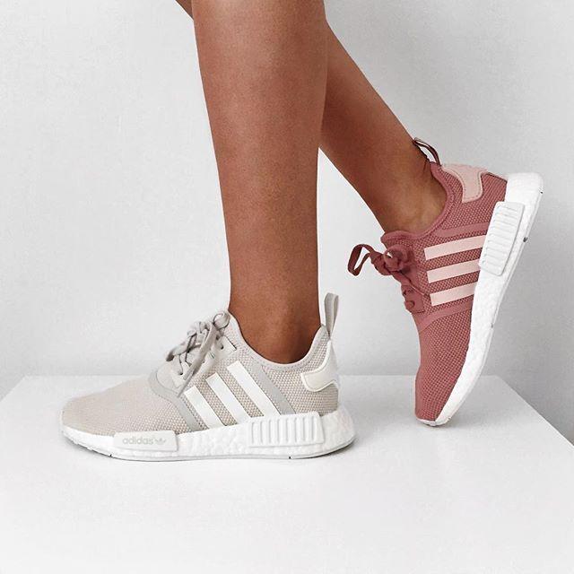 Adidas NMD Cream & Pink                                                                                                                                                                                 More