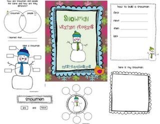 snowman writing: Free Snowman, Freebies Pack, Kindergarten Teaching, Snowman Writing, Schools Ideas, Education Ideas, Snowman Freebies, Snowman Winter, Grade Activities