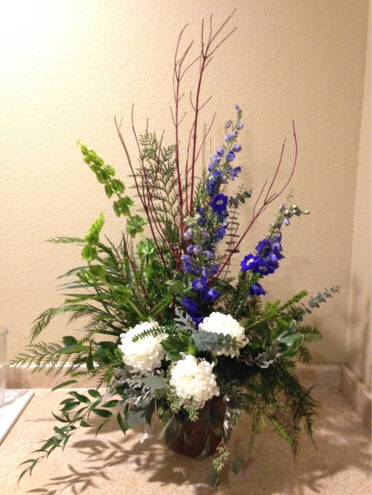 17 Best images about Sympathy Arrangements on Pinterest ...