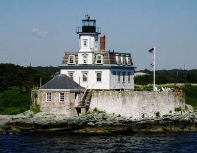 New Port RI... words can not express the beauty ! this lighthouse you can stay in, and its said its haunted !