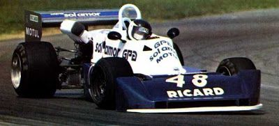 Richard Dallest - AGS JH15 BMW - Sol-Amor GPA Motul (AGS) - 1978 European F2 Championship