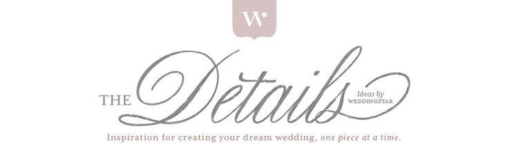 Wedding Design 101: Mastering the Wedding Tablescape - The Details - Weddingstar Blog