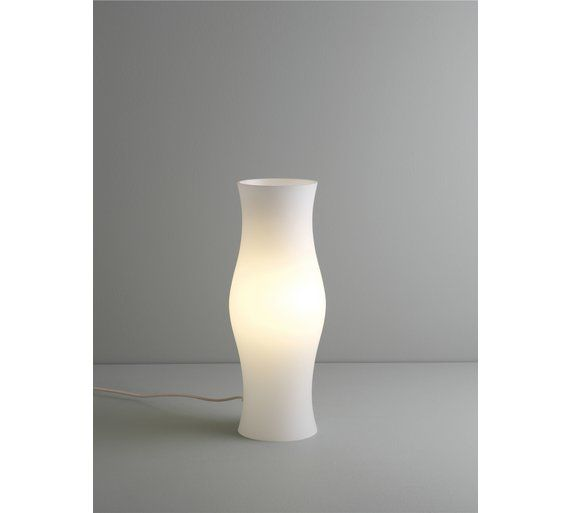 £12.49 ------------- Buy Habitat Constanza Glass Table Lamp at Argos.co.uk, visit Argos.co.uk to shop online for Table lamps, Lighting, Home and garden