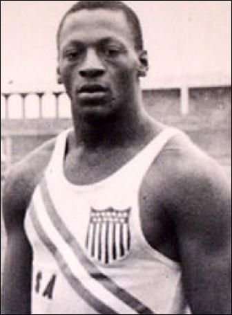 jesse owens black history The berlin olympic games were looming in 1936 when jesse owens started a historic venture.