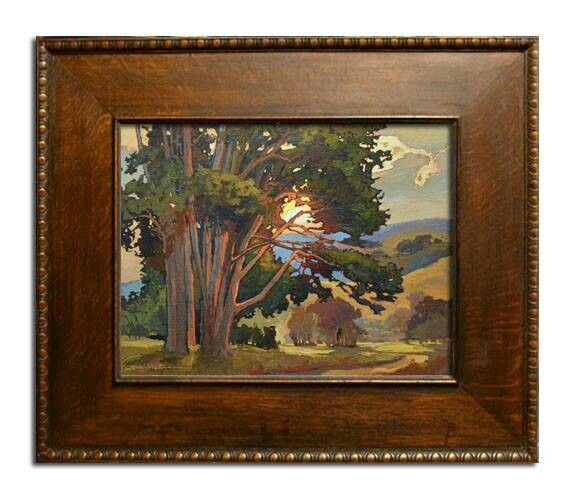 Arts And Crafts Oil Paintings
