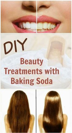 IDEAL FASHION: Diy beauty treatments with baking soda