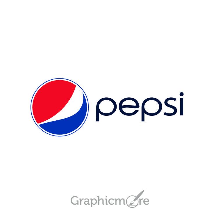 Pepsi Logo Design Free Vector File