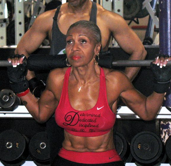 Ernestine Shepherd: Ernestin Shepherd, Black Women Do Workout, Ernestin Shepards, No Excuses, Ernestin Sheppard, Health, Fit Motivation, Body Building, Black Girls