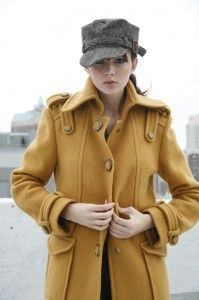 free coat pattern - Seriously? Some people can actually sew coats? Wow!
