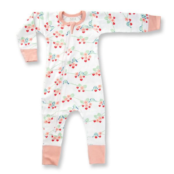This Zip Romper is exclusively designed by Sapling, an Australian company specialising in the most comfortable, highest quality 100% organic cotton children's wear.     Flight Collection - Bluebirds Made from the finest organic cotton - 100% GOTS certified. Printed with organic, 100% GOTS approved water-based dyes.Longer cuffs for folding allows for growth and longevity.Closed, flat-seam stitching protects baby from irritating inner seams and provides greater strength for quality.