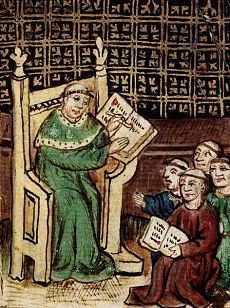 Podcast - Straw Men: The Rise of the Universities The emergence of universities in Paris, Oxford, Bologna and elsewhere provide the main setting for medieval philosophy in the 13th century and beyond.
