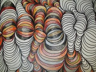 linesLine Drawings, Art Teachers, Art Lessons, Art Ideas, Op Art, Line Design, Line Art, Art Projects, 4Th Grade Art