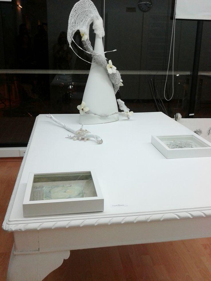 White+ exhibition