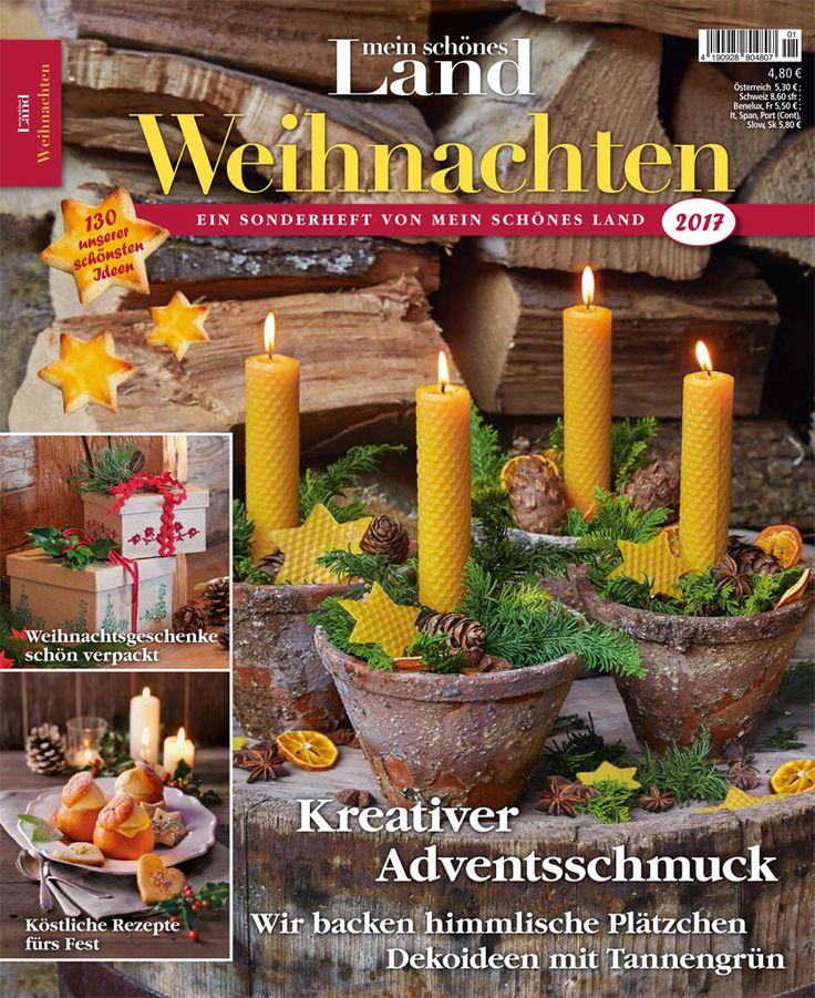 Cute Neu Mein sch nes Land Sonderheft Weihnachten Mein sch nes Land bloggt
