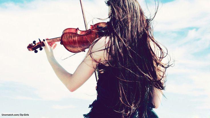 Pin by hadiqa khan on Dp Girls | Music, Music photo, Violin