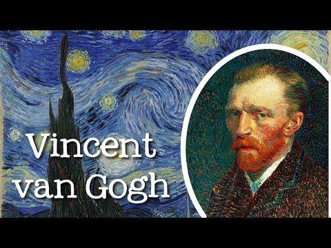 Vincent VanGogh unit study