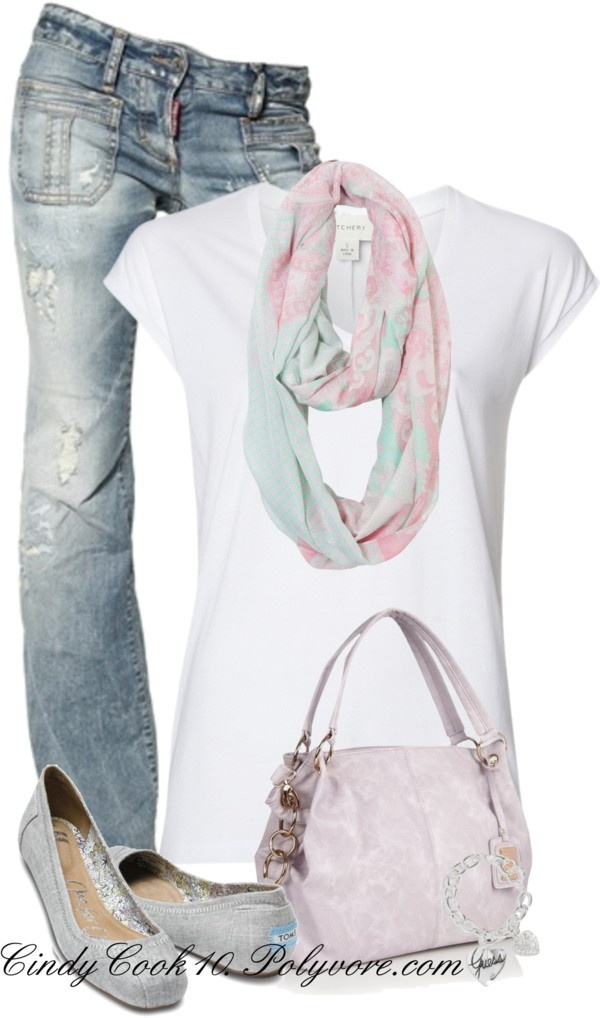 """Toms"" by cindycook10 ❤ liked on Polyvore"