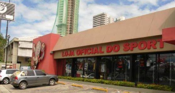 """""""Sport Club do Recife"""". Loja Espaço Sport. Pratique SPORT! Recife. Estado de Pernambuco, Brasil."""