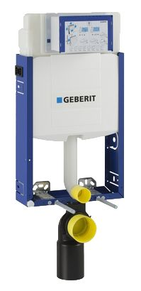 Geberit Kombifix nádrž pro zazdění k WC
