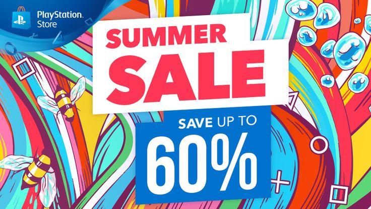 PSN Summer Sale Has Big Discounts On New PS4 PS3 Vita Games