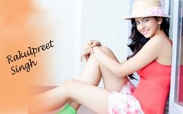 Rakul Preet Singh Cute Desktop wallpapers